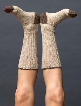 160-24 tofarget sokker