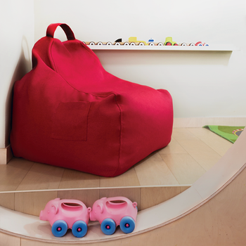 Game Nordic OEKO-TEX ® - a cuddly bean bag for children's rooms