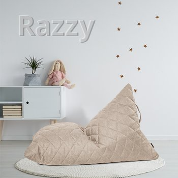 Razzy Quilted Nordic OEKO-TEX ® bean bag