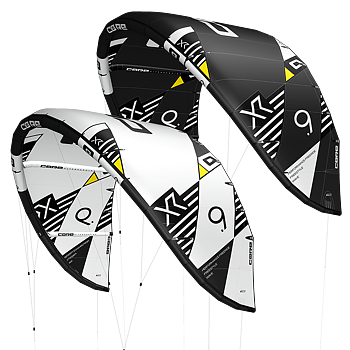 Core Kiteboarding XR6 - High Performance Freeride - Freestyle - Wave
