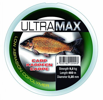 Okuma Ultramax 2oz Carp