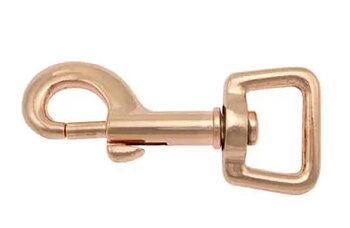 Karabinkrok  20mm - Rosegull