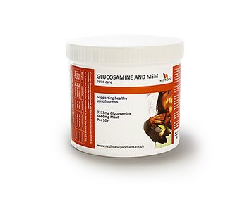 Glucosamine and MSM 1kg