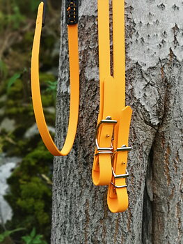 Pastell oransje Conway Supergrip Tøyler