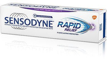 Sensodyne Rapid Relief, 3-Pack