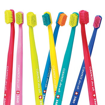 Curaprox Ultra Soft tannbørste