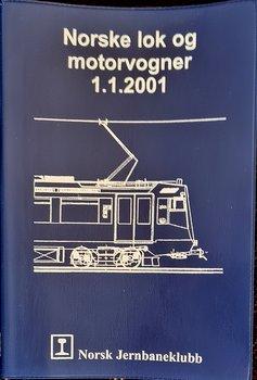 Norske lok og motorvogner 1.1.2001